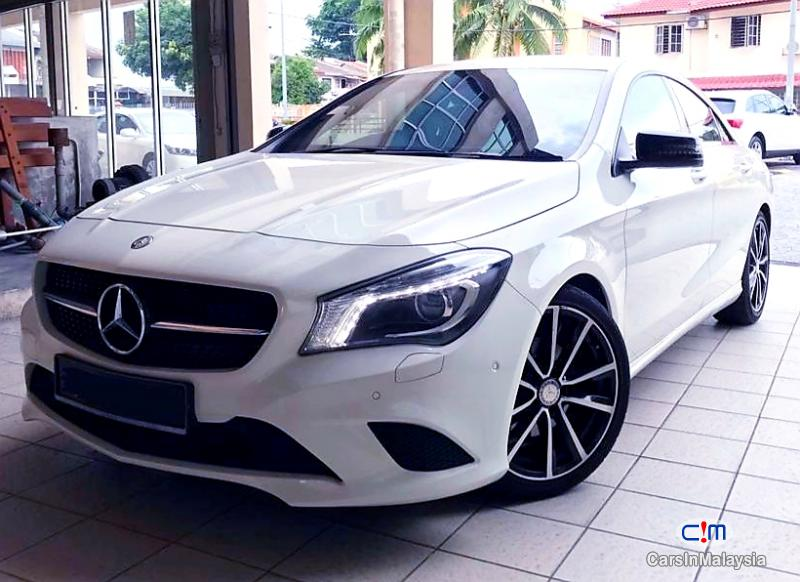 Picture of Mercedes Benz CLA200 2.0-LITER LUXURY SPORT SEDAN Automatic 2015