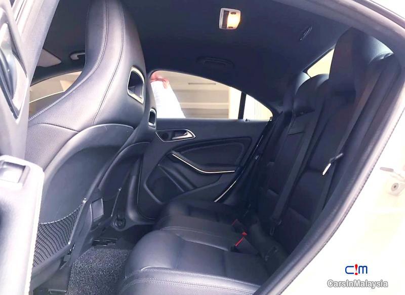 Picture of Mercedes Benz CLA200 2.0-LITER LUXURY SPORT SEDAN Automatic 2015 in Selangor