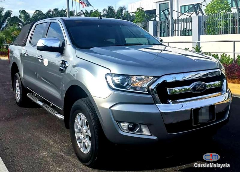 Picture of Ford Ranger 2.2-LITER 4X4 DOUBLE CAB DIESEL TURBO T7 FACELIFT Automatic 2018
