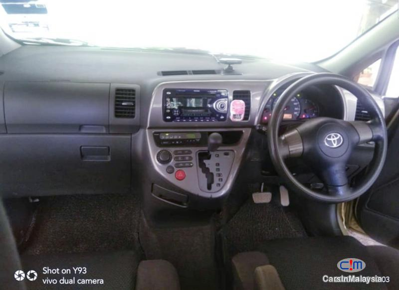 Picture of Toyota Wish 1.8-LITER FAMILY MPV Automatic 2004 in Malaysia