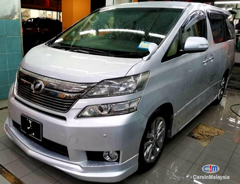 Picture of Toyota Vellfire 2.4-LITER LUXURY FAMILY MPV Automatic 2017