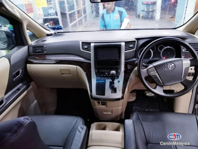 Picture of Toyota Vellfire 2.4-LITER LUXURY FAMILY MPV Automatic 2017 in Selangor