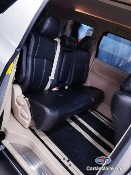 Picture of Toyota Vellfire 2.4-LITER LUXURY FAMILY MPV Automatic 2017 in Malaysia