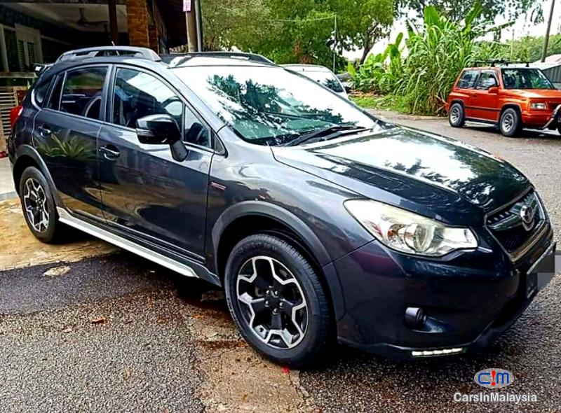 Pictures of Subaru XV 2.0-LITER ALL WHEEL DRIVE SUV Automatic 2015