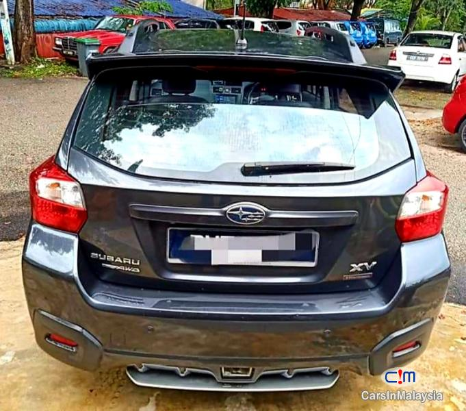 Subaru XV 2.0-LITER ALL WHEEL DRIVE SUV Automatic 2015 in Kedah