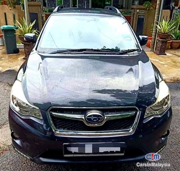 Subaru XV 2.0-LITER ALL WHEEL DRIVE SUV Automatic 2015 in Malaysia