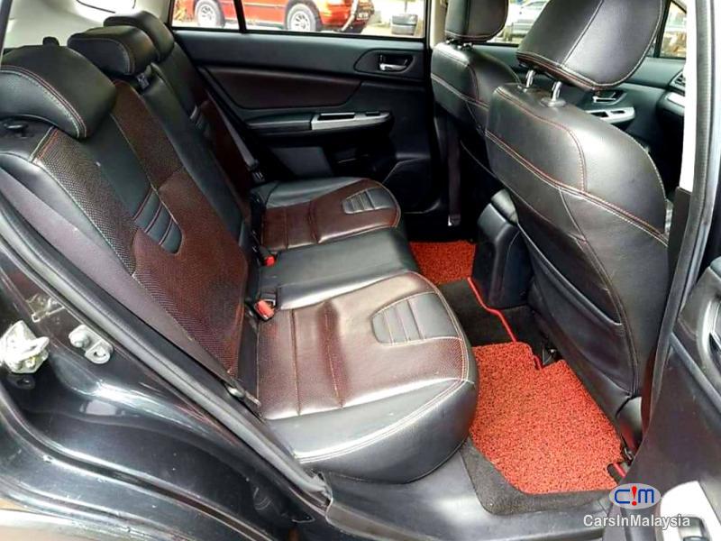 Subaru XV 2.0-LITER ALL WHEEL DRIVE SUV Automatic 2015 in Malaysia - image
