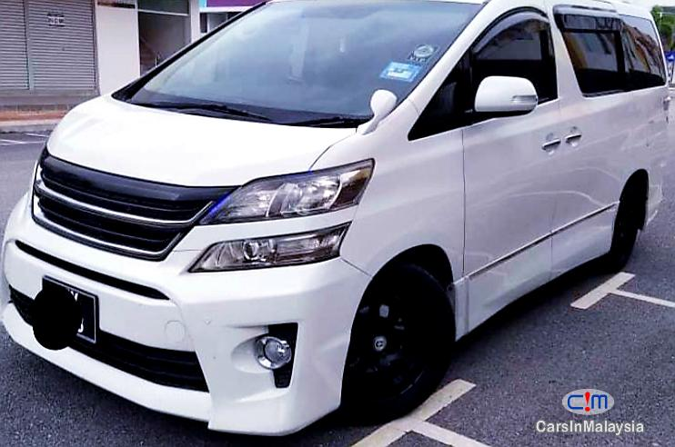 Picture of Toyota Vellfire 3.5-LITER LUXURY FAMILY MPV Automatic 2010