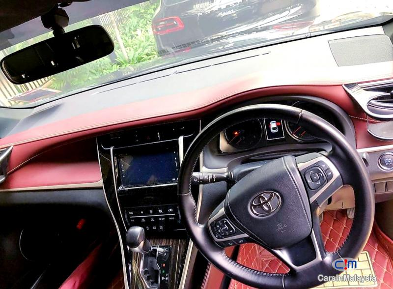 Toyota Harrier 2.0-LITER LUXURY SUV Automatic 2019 in Malaysia