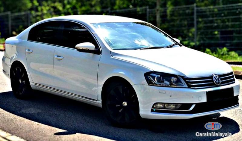 Volkswagen Passat 1.8-LITER LUXURY TURBO SEDAN Automatic 2012 in Kuala Lumpur