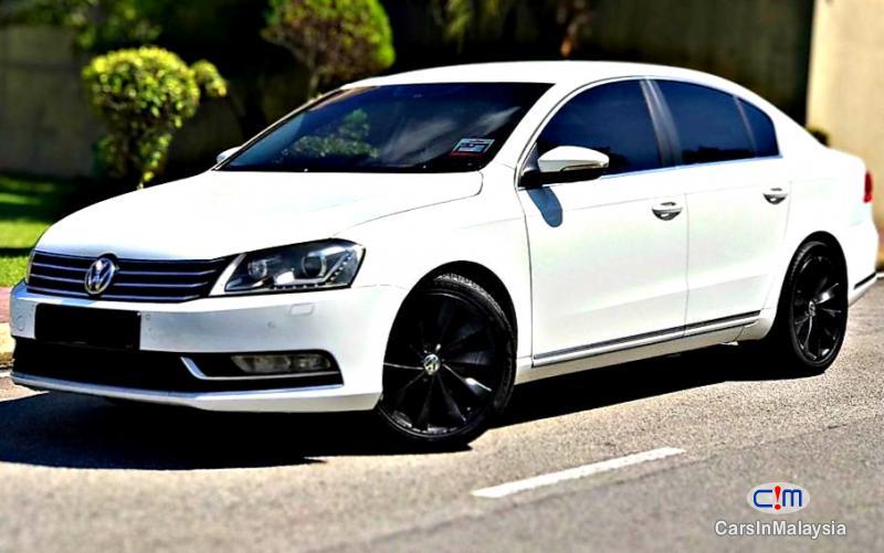 Picture of Volkswagen Passat 1.8-LITER LUXURY TURBO SEDAN Automatic 2012 in Kuala Lumpur