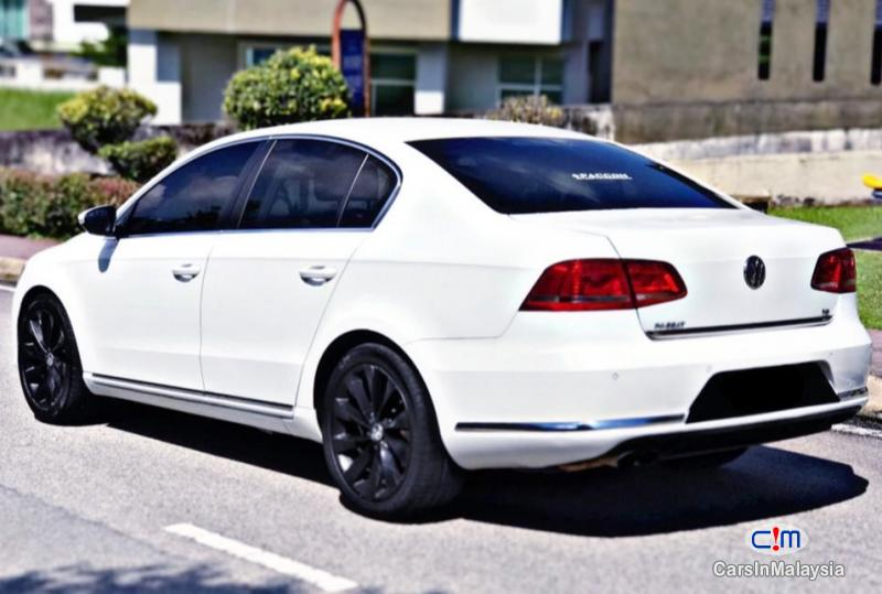 Picture of Volkswagen Passat 1.8-LITER LUXURY TURBO SEDAN Automatic 2012 in Malaysia