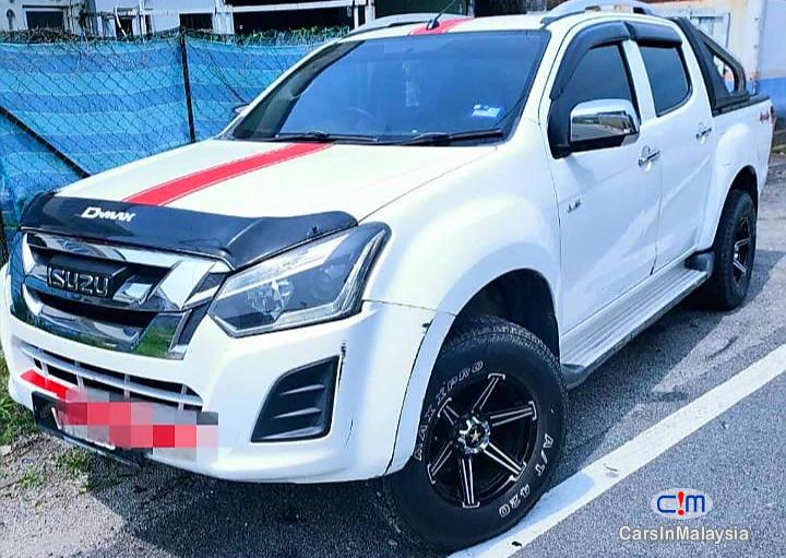 Picture of Isuzu D-Max 2.5-LITER DOUBLE CAB DIESEL TURBO Automatic 2016