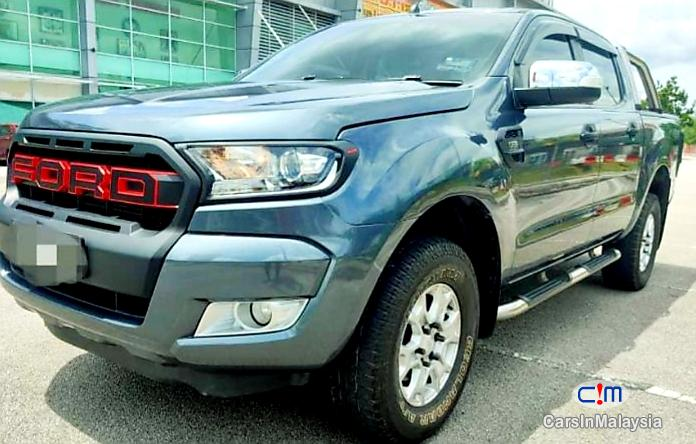 Pictures of Ford Ranger 2.2-LITER DOUBLE CAB DIESEL TURBO Automatic 2015