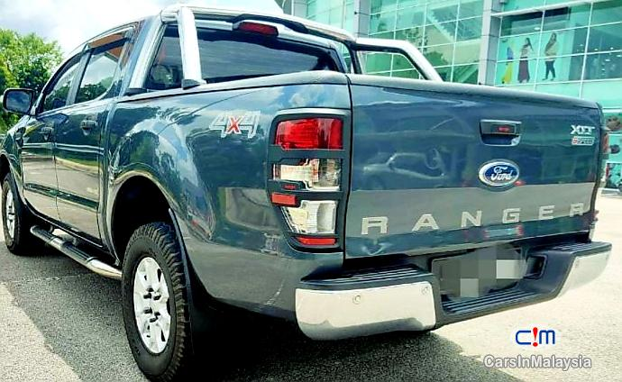 Ford Ranger 2.2-LITER DOUBLE CAB DIESEL TURBO Automatic 2015