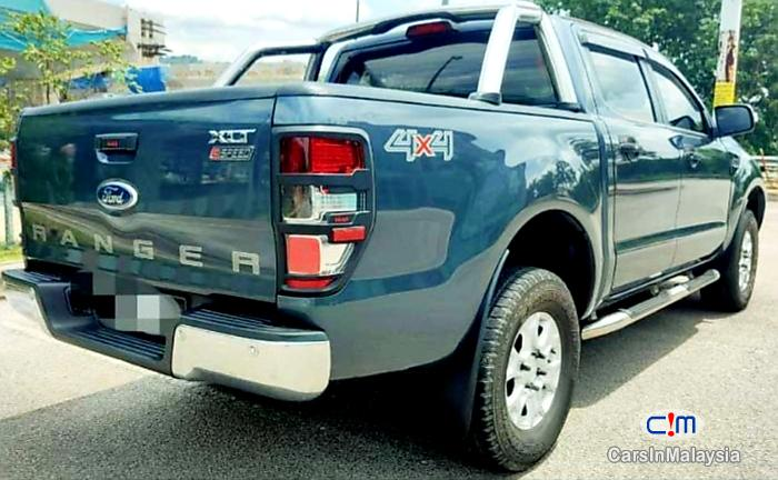 Picture of Ford Ranger 2.2-LITER DOUBLE CAB DIESEL TURBO Automatic 2015 in Selangor
