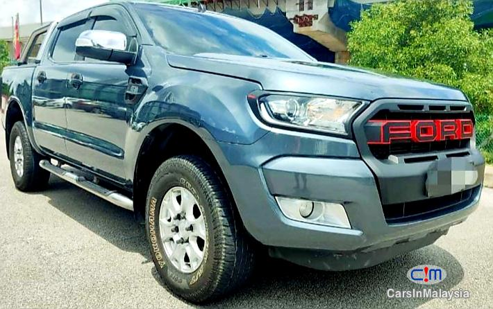 Picture of Ford Ranger 2.2-LITER DOUBLE CAB DIESEL TURBO Automatic 2015 in Malaysia