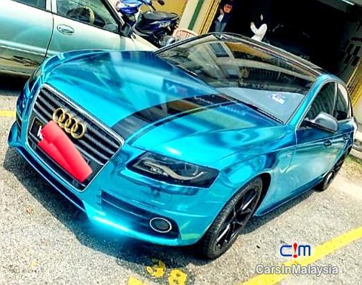 Audi A4 1.8-LITER LUXURY TURBO SEDAN Automatic 2010