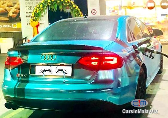 Audi A4 1.8-LITER LUXURY TURBO SEDAN Automatic 2010 in Johor