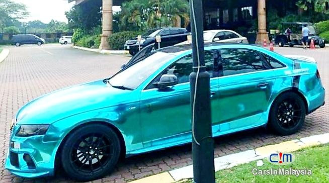 Audi A4 1.8-LITER LUXURY TURBO SEDAN Automatic 2010 in Malaysia