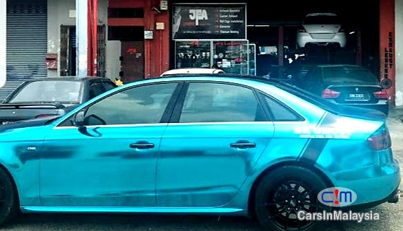 Picture of Audi A4 1.8-LITER LUXURY TURBO SEDAN Automatic 2010 in Johor