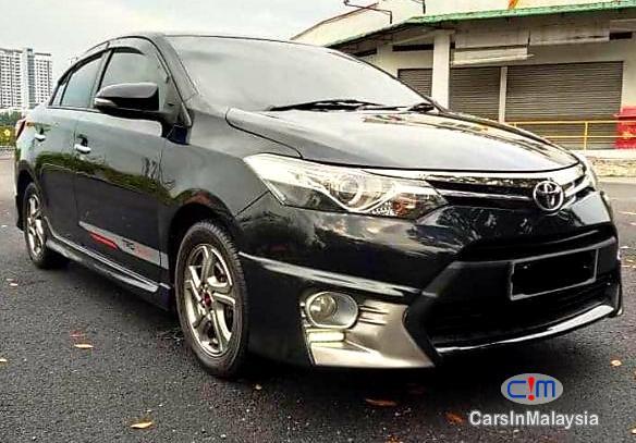 Toyota Vios 1.5-LITER ECONOMY SALOON Automatic 2016