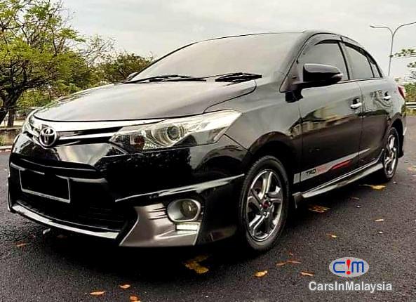 Toyota Vios 1.5-LITER ECONOMY SALOON Automatic 2016 in Malaysia
