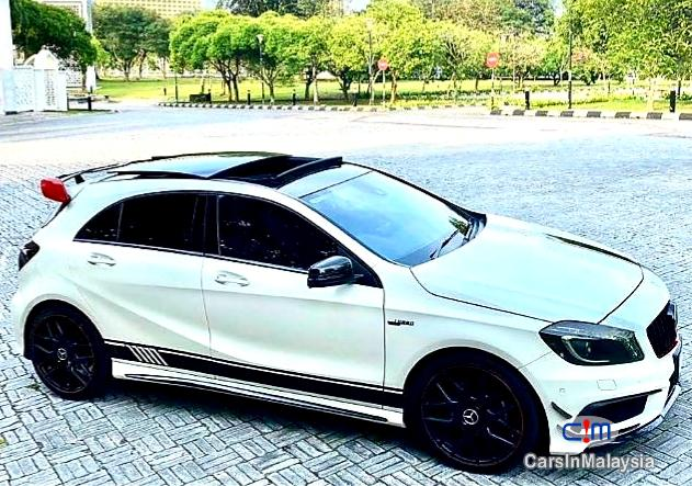 Picture of Mercedes Benz A180 1.6-LITER TURBO HATCHBACK Automatic 2019