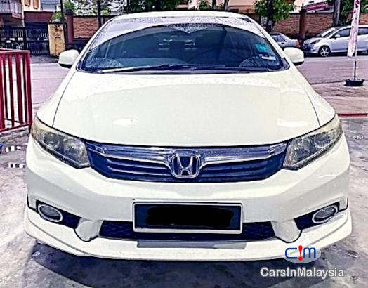 Picture of Honda Civic 1.8-LITER AUTO SPORT SEDAN Automatic 2013