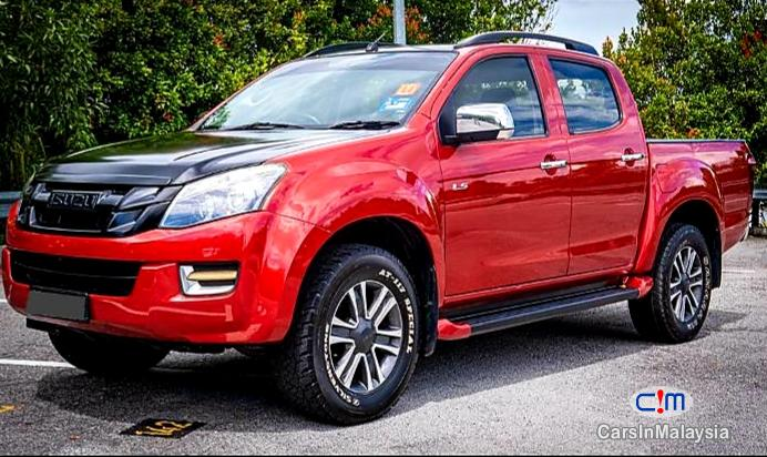Picture of Isuzu D-Max 2.5-LITER DOUBLE CAB CHASSIS 4X4 DIESEL TURBO Automatic 2015