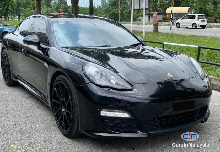 Porsche Panamera 4.8-LITER LUXURY SPORT SUPERCAR Automatic 2014 in Selangor