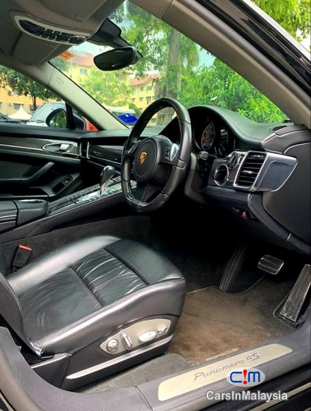 Picture of Porsche Panamera 4.8-LITER LUXURY SPORT SUPERCAR Automatic 2014 in Malaysia