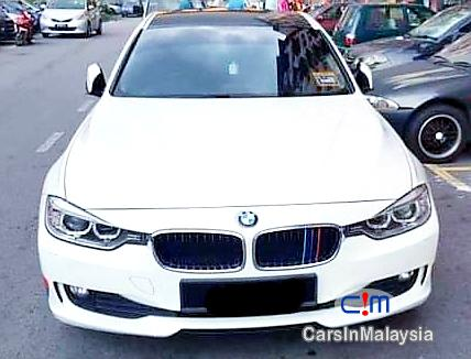 Picture of BMW 3 Series 1.6-LITER TURBO LUXURY SEDAN Automatic 2014