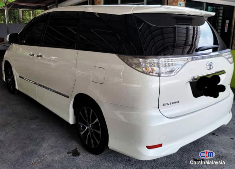 Toyota Estima 2.4-LITER LUXURY MPV 7 SEATER NEW MODEL FACELIFT Automatic 2020 in Malaysia