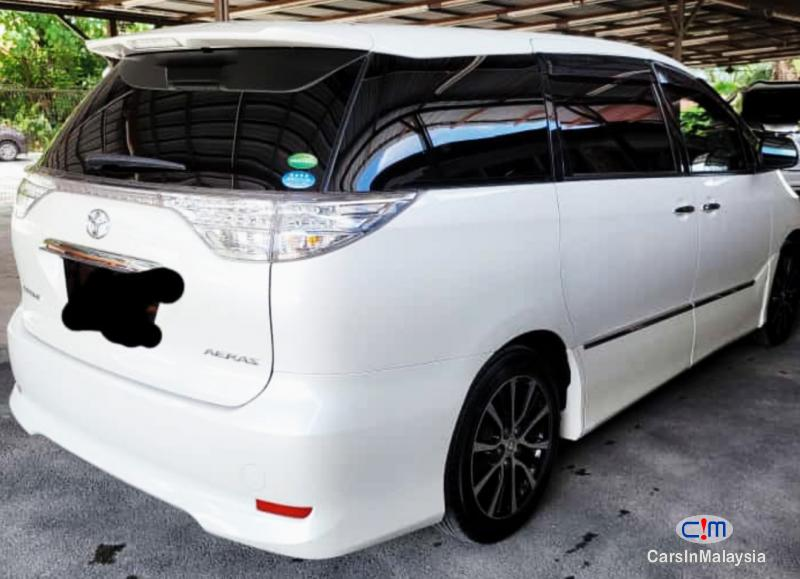 Picture of Toyota Estima 2.4-LITER LUXURY MPV 7 SEATER NEW MODEL FACELIFT Automatic 2020 in Malaysia