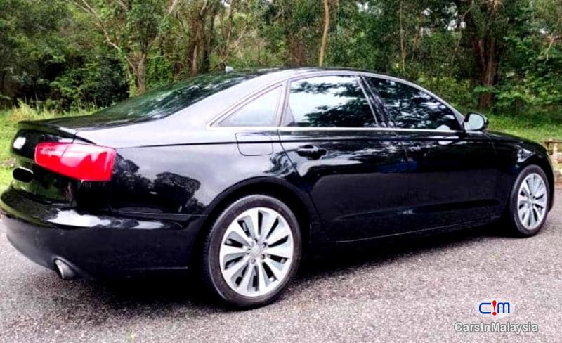 Audi A6 2.0-LITER LUXURY SPORT SEDAN Automatic 2013 in Malaysia