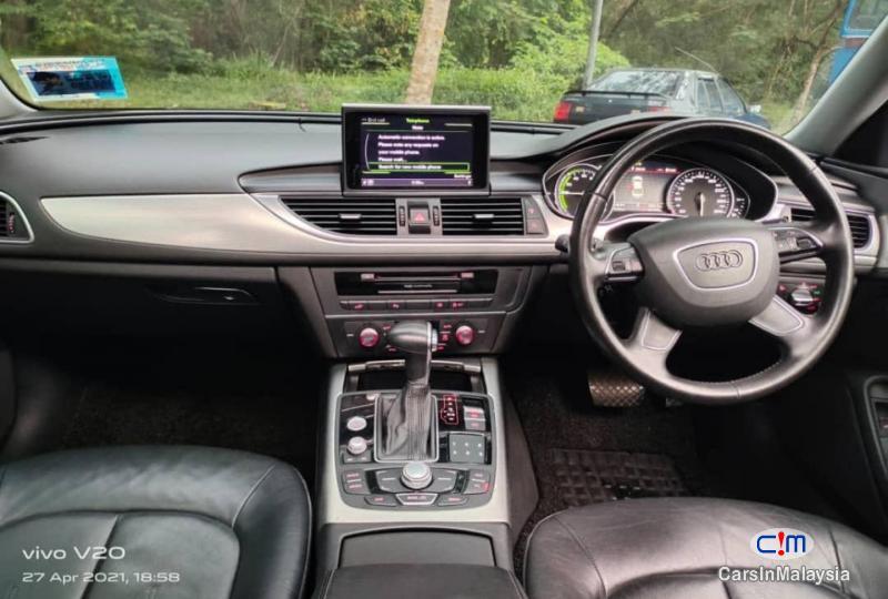 Audi A6 2.0-LITER LUXURY SPORT SEDAN Automatic 2013 in Malaysia - image