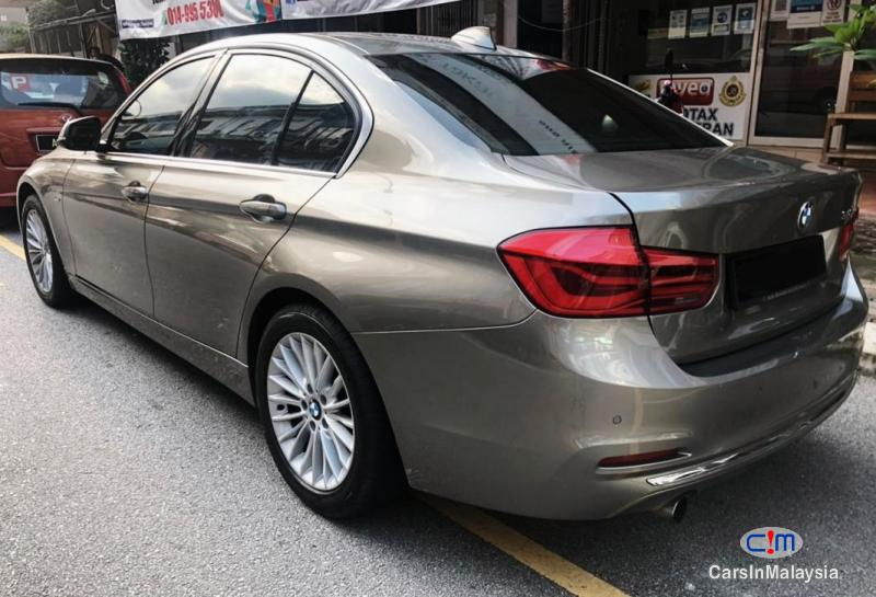 Picture of BMW 3 Series 1.5-LITER LUXURY SEDAN NEW MODEL ENGINE & FACELIFT Automatic 2017