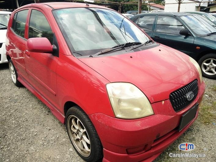 Picture of Kia Picanto Manual 2004