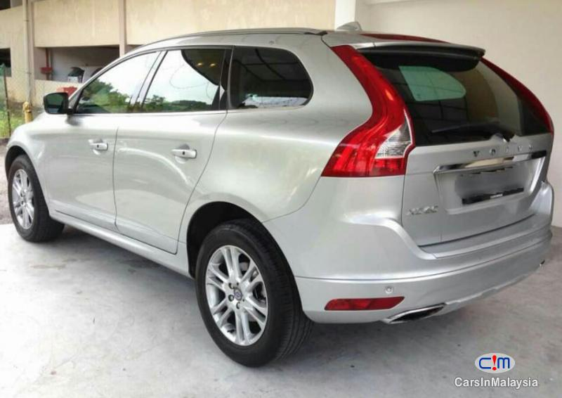 Pictures of Volvo XC60 Automatic 2015
