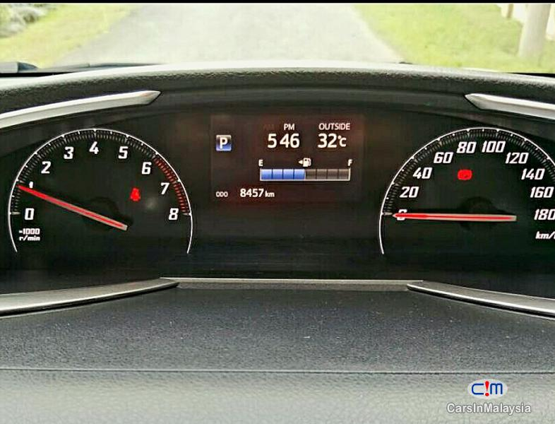 Toyota Sienta Automatic 2016 - image 12