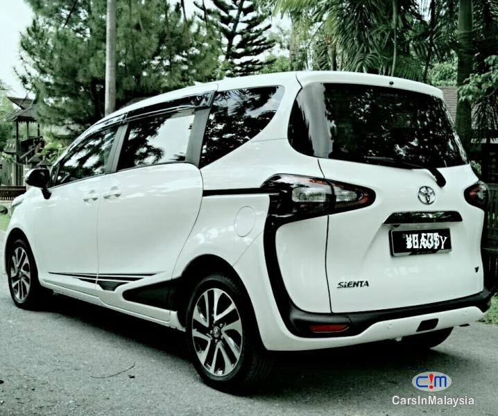 Picture of Toyota Sienta Automatic 2016 in Selangor