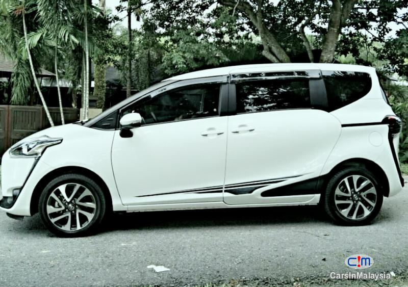 Picture of Toyota Sienta Automatic 2016 in Malaysia