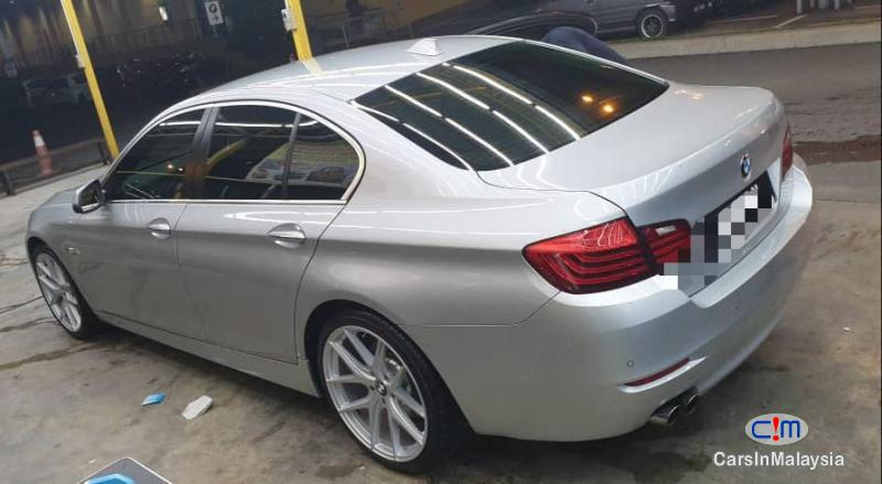 Picture of BMW 5 Series Automatic 2016