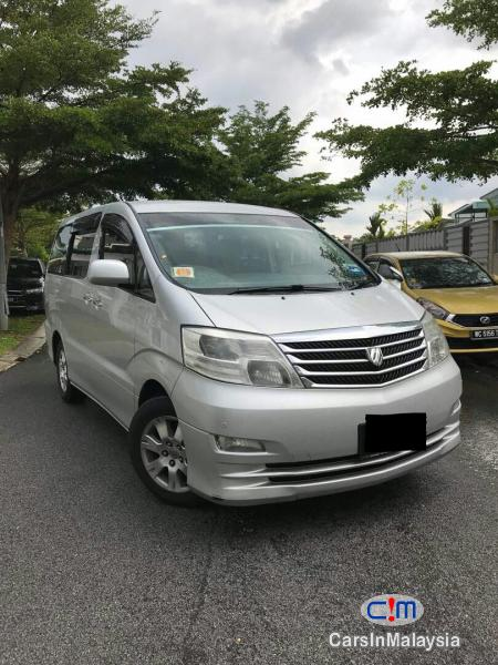 Picture of Toyota Alphard Automatic 2012