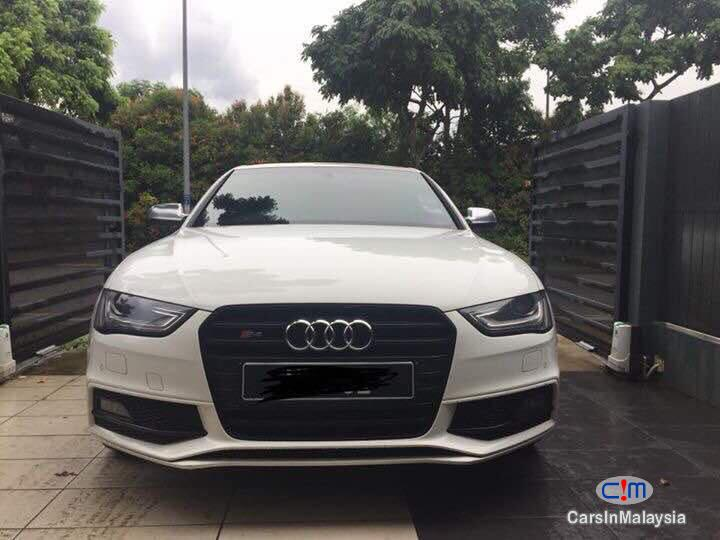 Picture of Audi S4 Automatic 2012