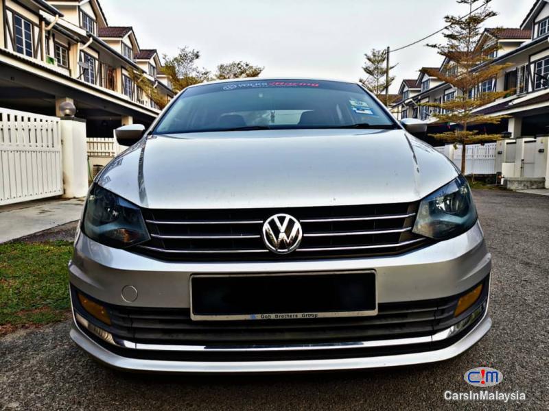 Volkswagen Vento Automatic 2017 in Kuala Lumpur