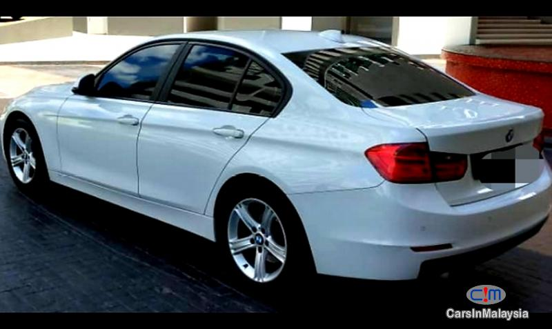 Picture of BMW 3 Series 1.6-Liter Twin Turbo Local CKD Luxury Sedan Automatic 2014