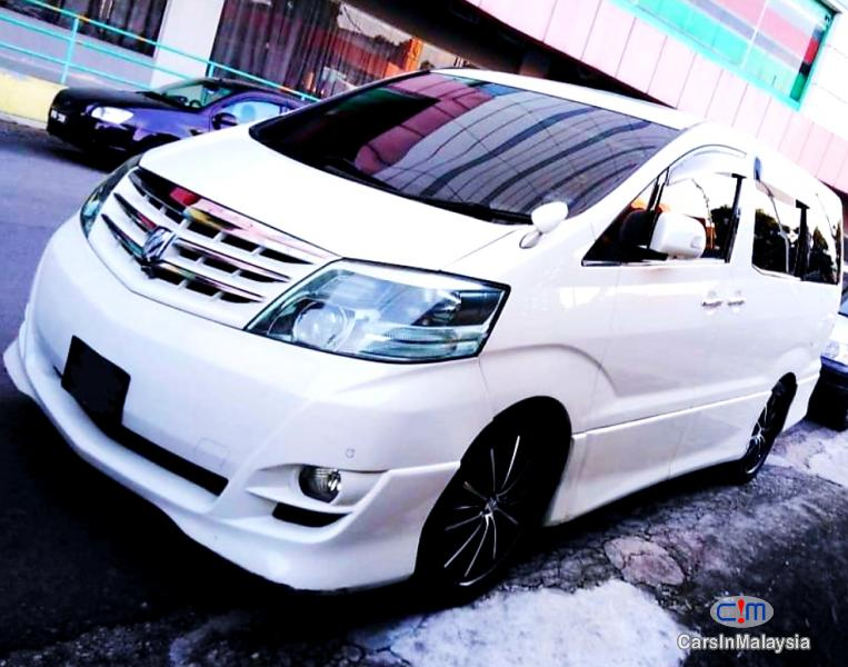 Picture of Toyota Alphard 3.0-LITER LUXURY FAMILY MPV Automatic 2007