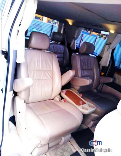 Toyota Alphard 3.0-LITER LUXURY FAMILY MPV Automatic 2007 in Selangor